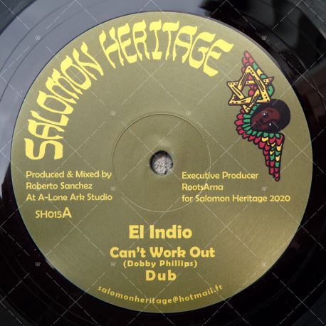 El Indio - Can't Work Out