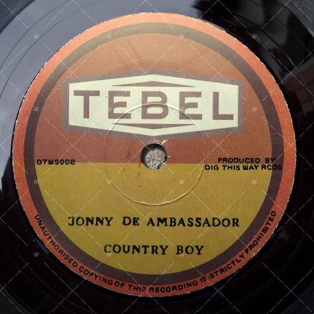 Jonny De Ambassador - Country Boy