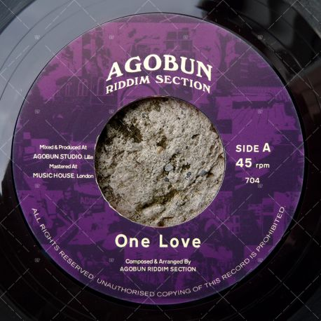 Agobun - One Love