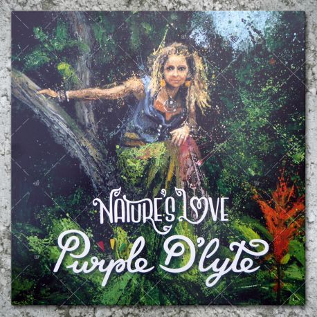 Purple D'Lyte - Nature's Love