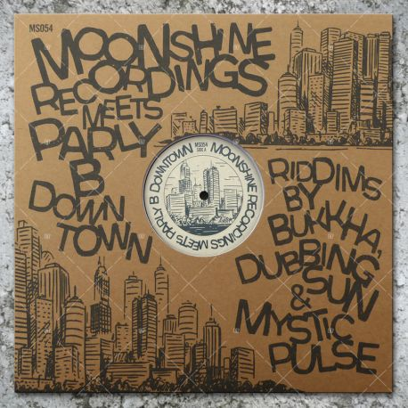 Moonshine Recordings meets Parly B Downtown