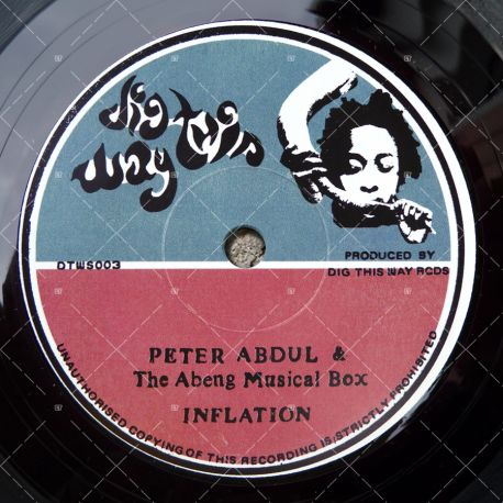 Peter Abdul & The Abeng Musical Box - Inflation