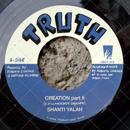 Shanti Yalah - Creation Part II