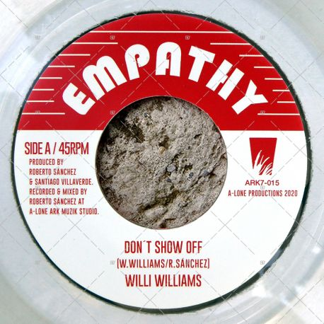 Willi Williams - Don't Show Off