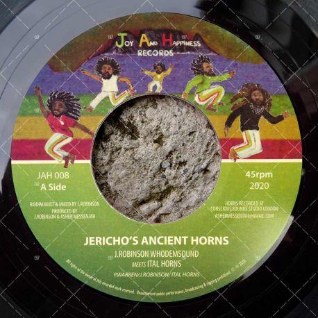 J. Robinson meets Ital Horns - Jericho's Ancient Horns