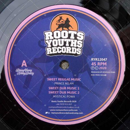 Prince Alla - Sweet Reggae Music