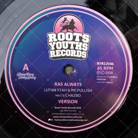 Lutan Fyah & McPullish - Ras Always