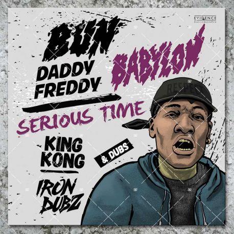 Daddy Freddy & Iron Dubz - Bun Babylon