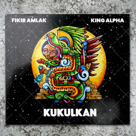 Fikir Amlak & King Alpha - Kukulkan