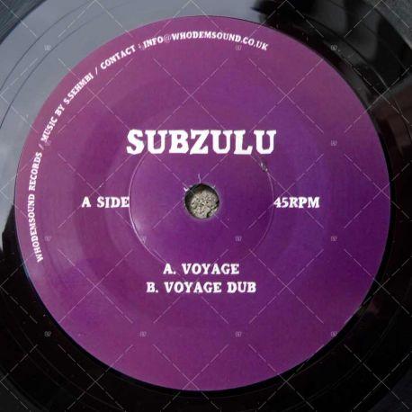 Subzulu - Voyage