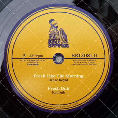 Jesse Royal - Fresh Like The Morning