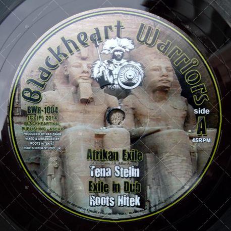Tena Stelin - Afrikan Exile