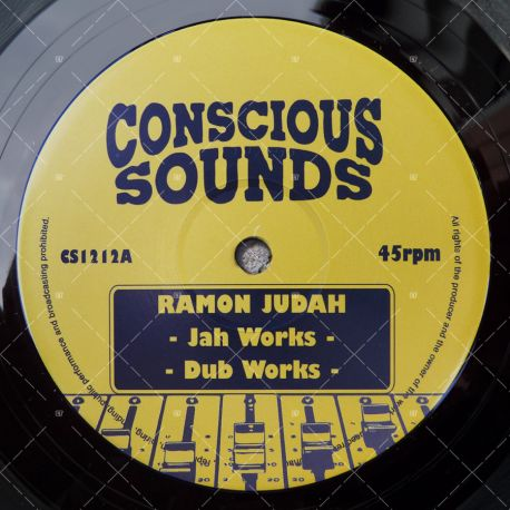 Ramon Judah - Jah Works
