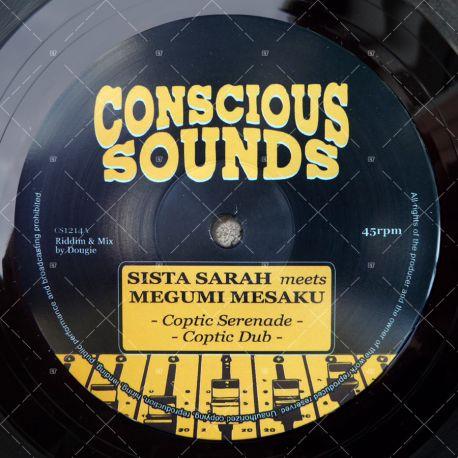 Sista Sarah meets Megumi Mesaku - Coptic Serenade