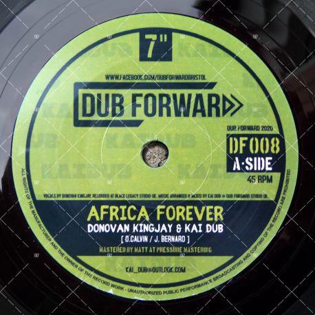 Donovan Kingjay - Africa Forever