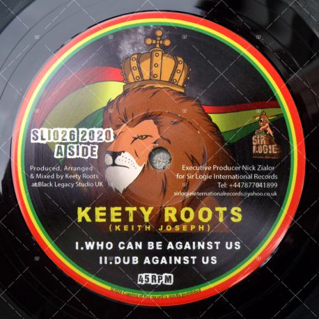 Ketty Roots - Who Can Be Against Us