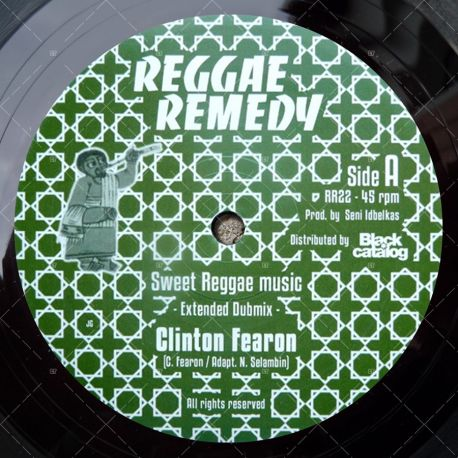 Clinton Fearon - Sweet Reggae Music (Extended Dubmix)