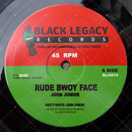 John Junior - Rude Bwoy Face