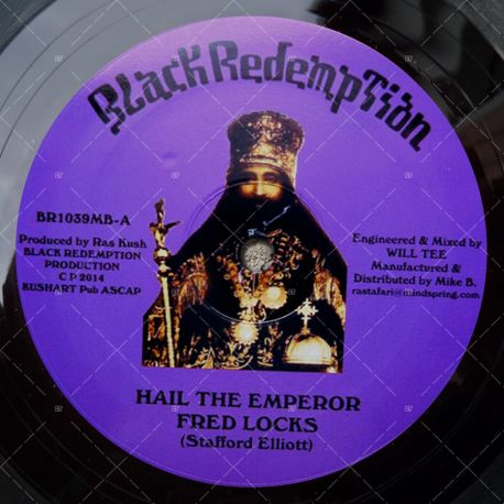 Fred Locks - Hail The Emperor