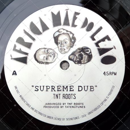 TNT Roots - Supreme Dub / Solidarity