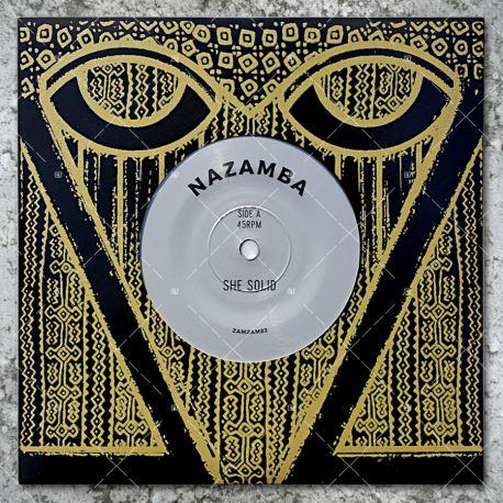 Von D feat. Nazamba - She Solid