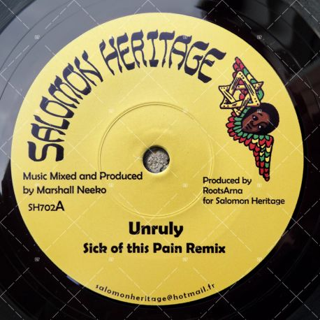 Unruly - Sick Of This Pain Remix