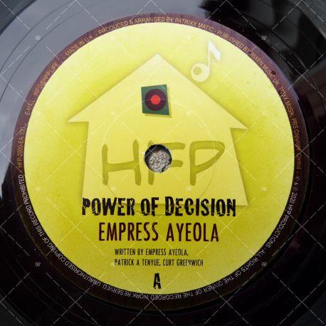 Empress Ayeola - Power Of Decision