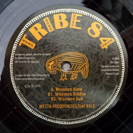 Metta Frequencies feat. Vale - Wisemen Blow