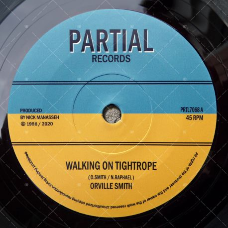 Orville Smith - Walking On Tightrope