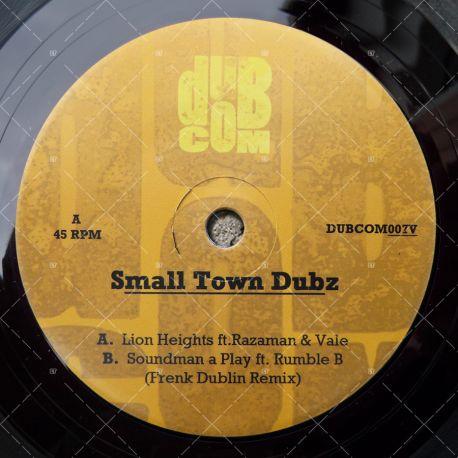 Small Town Dubz feat. Razaman & Vale - Lion Heights