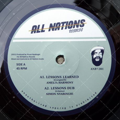 Amelia Harmony - Lessons Learned