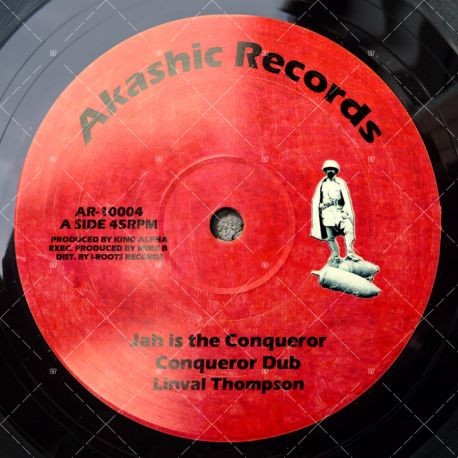 Linval Thompson & King Alpha - Jah Is The Conqueror