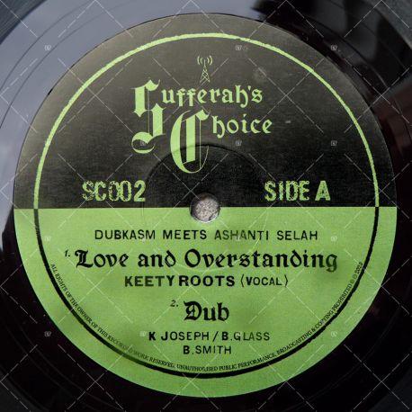 Dubkasm meets Ashanti Selah - Love And Overstanding