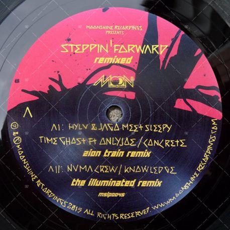 Steppin' Forward Remixed