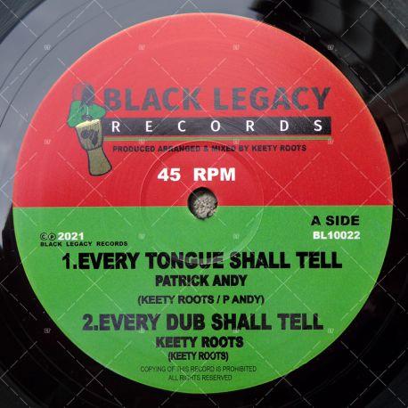 Patrick Andy - Every Tongue Shall Tell