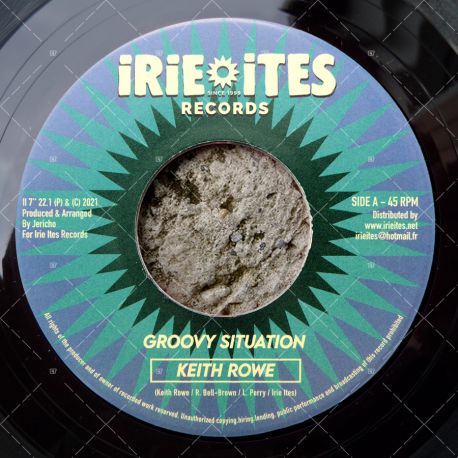 Keith Rowe - Groovy Situation
