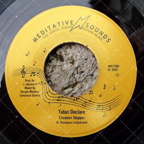 Creation Stepper - Tafari Declare