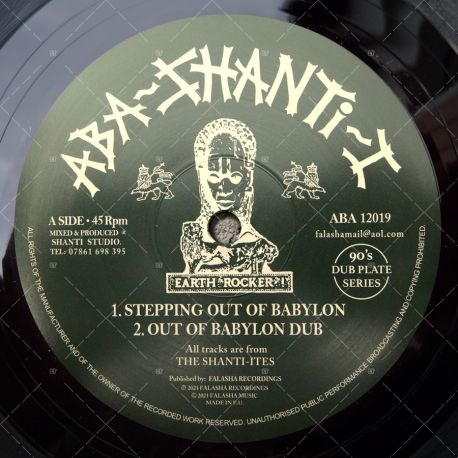 The Shanti-Ites - Stepping Out Of Babylon