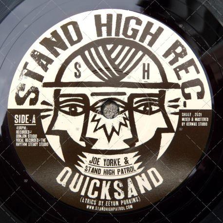 Joe York & Stand High Patrol - Quicksand