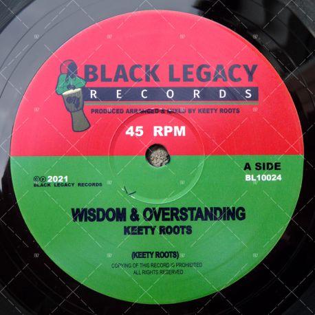 Keety Roots - Wisdom & Overstanding