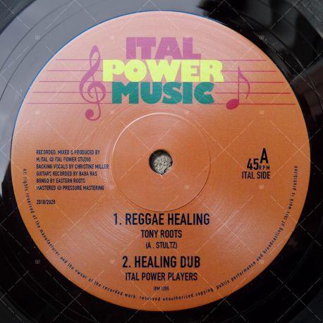 Tony Roots - Reggae Healing / Ital Mick - So Shall Distance