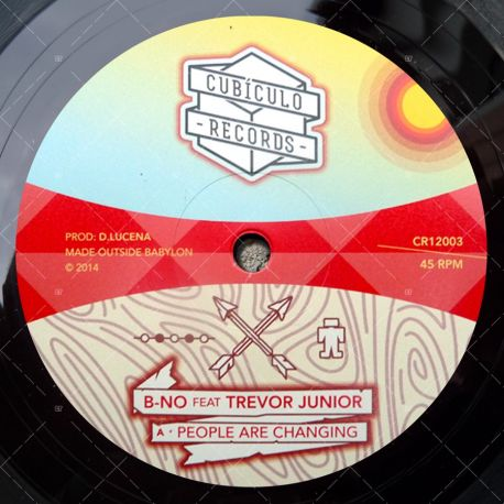 B-No feat Trevor Junior – People Are Changing
