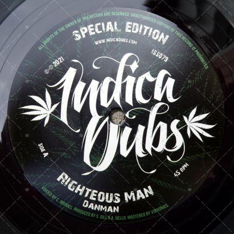 Danman - Righteous Man