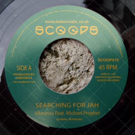 Vibronics feat. Michael Prophet - Searching For Jah
