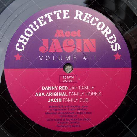 Danny Red - Jah Family