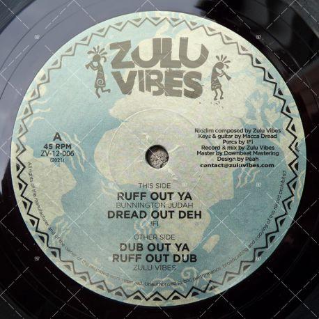 Bunnington Judah - Ruff Out Ya