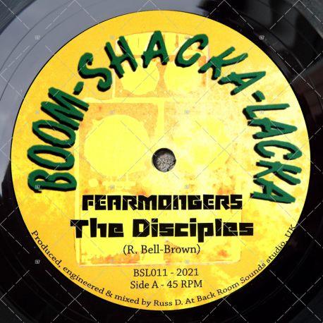 The Disciples - Fearmongers / Exaltation