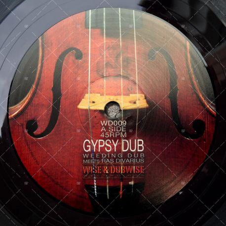 Weeding Dub meets Ras Divarius - Gypsy Dub