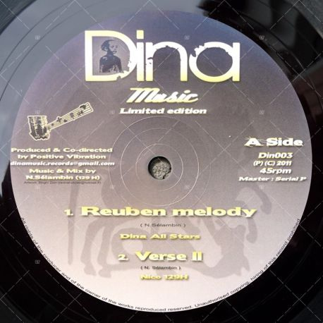 Dina All Stars - Reuben Melody