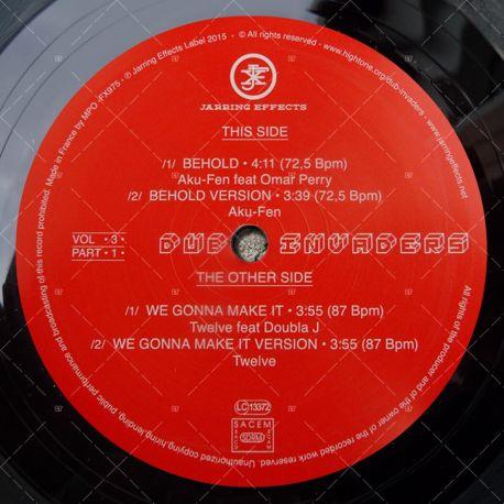 Dub Invaders Vol. 03 - Part 1